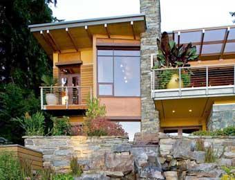 Lake Washington View Home Portfolio