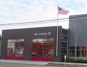 Seattle Fire Station 21 Portfolio