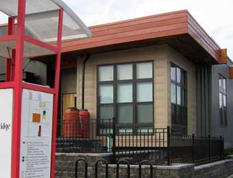 YMCA Greenbridge Library Portfolio